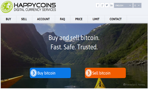 buy bitcoin sell bitcoins happycoins