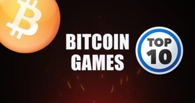 Top 10 Bitcoin Games