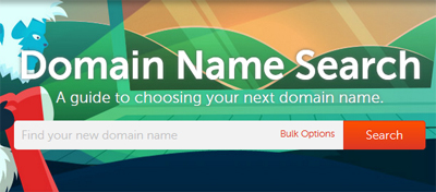 Domain Name Registration domain name search