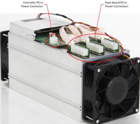 power supply connection antminer s9 bitmain antminer