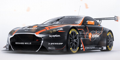 iqoption strategy IQoption 72% win rate aston martin racing partner