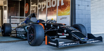 IQoption 72% win rate aston f4 sponsor